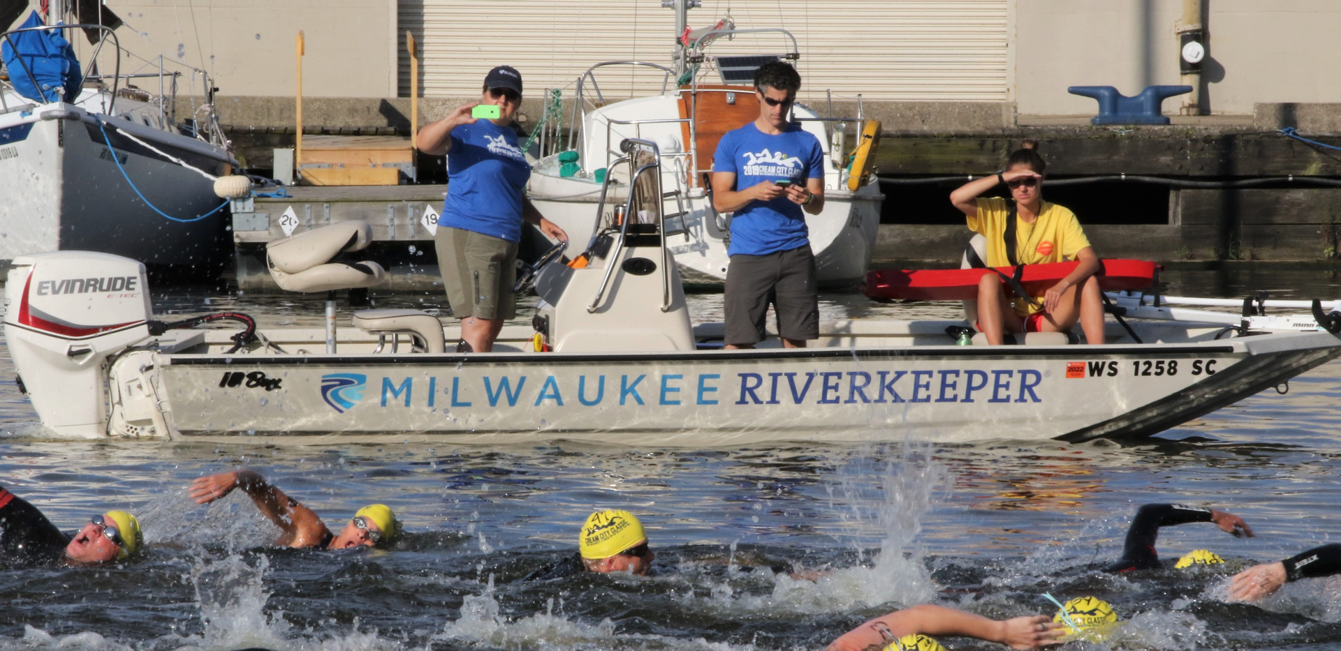 Cream City Classic Milwaukee River Open