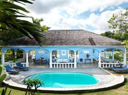 White Suite Plunge Pool