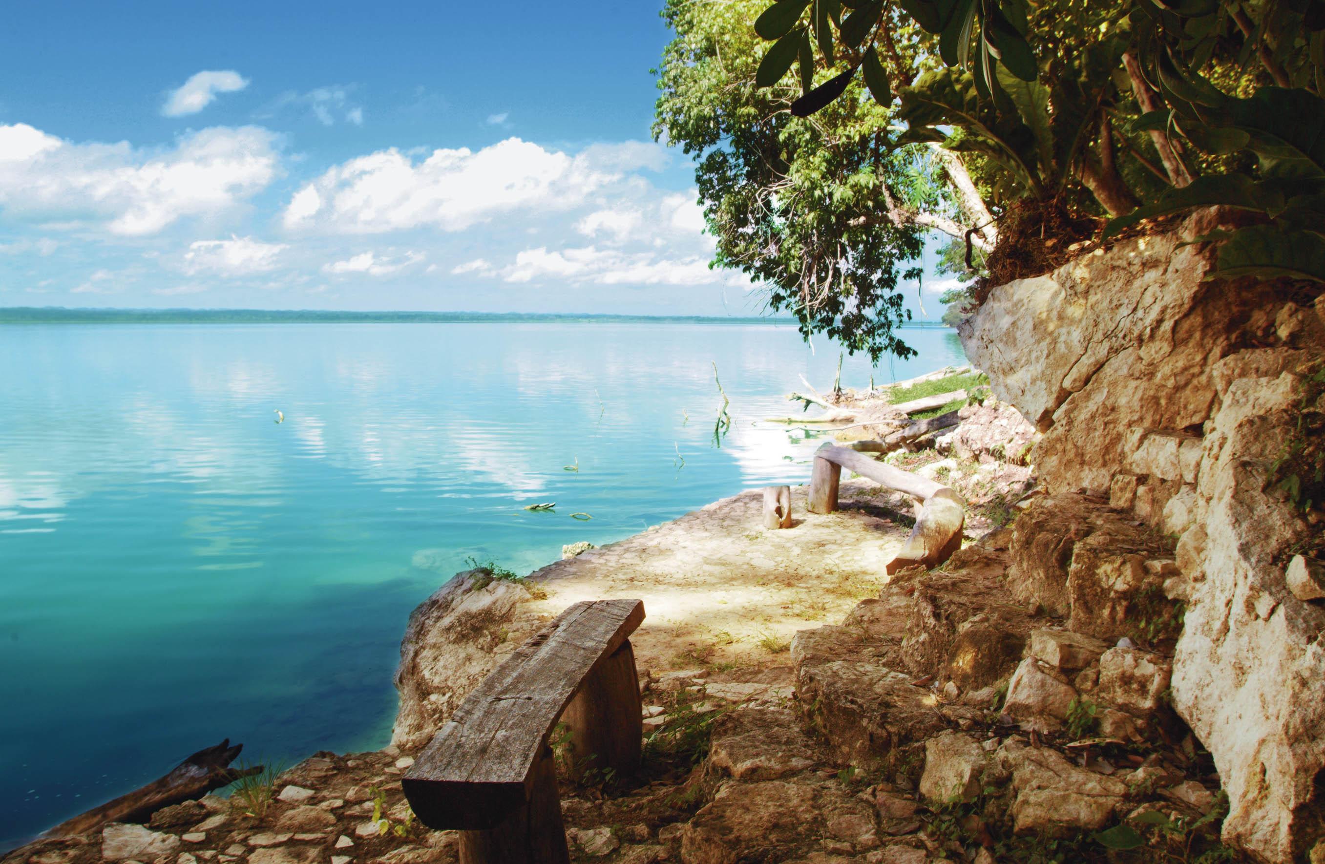Lake Peten Itza