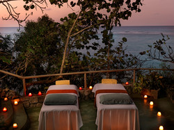 Candlelit Couples Massage