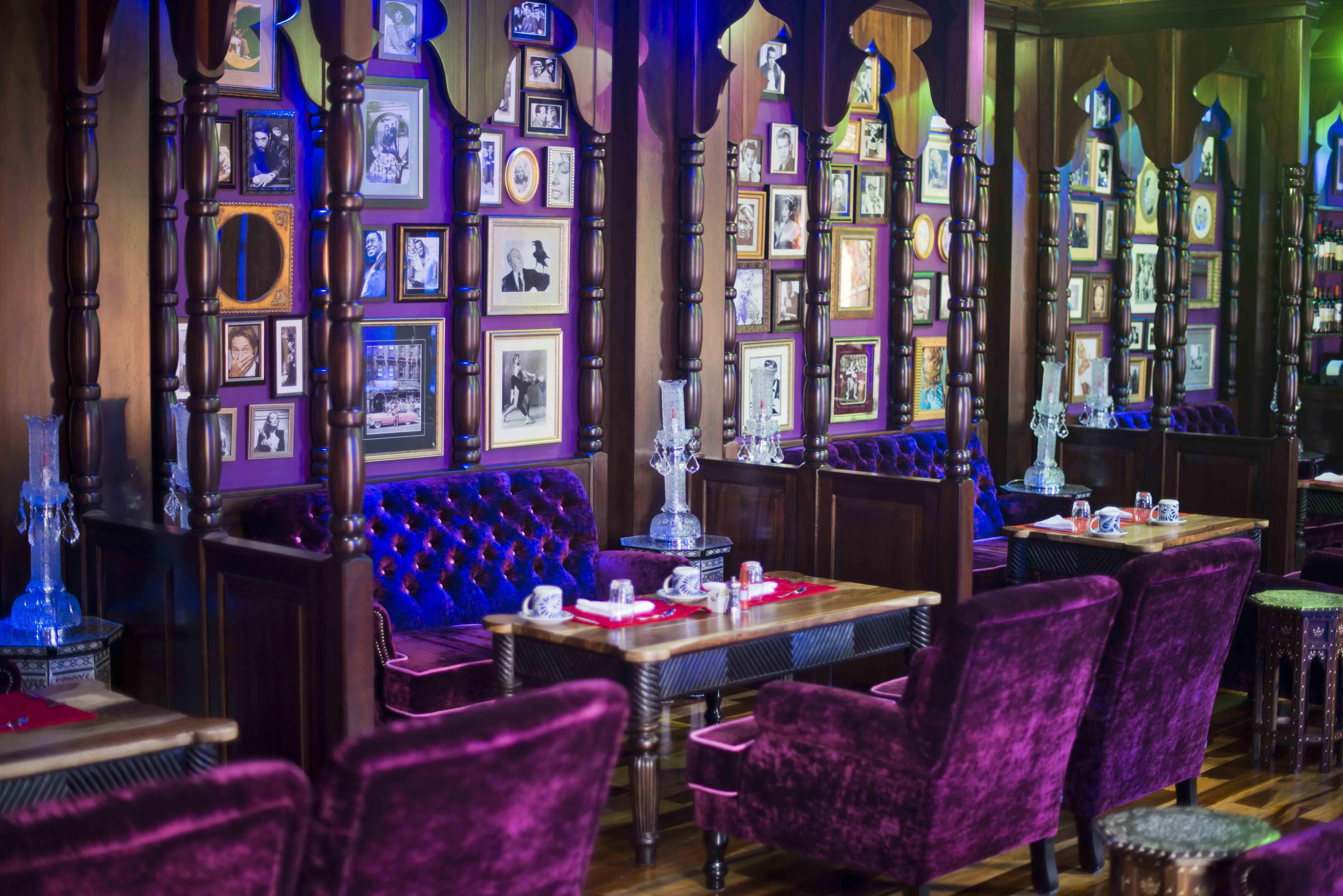 Restaurant Amor Loco Detail 5