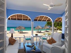 Beach Wing Premier Verandah Suite