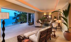 Cottage 7 Living Room