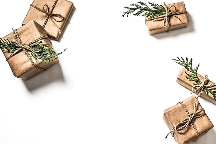 Упакованные коробки