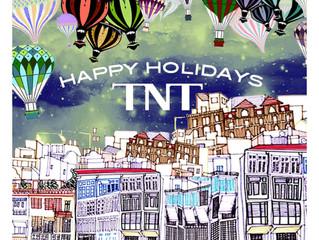 Wishing you a very Happy Holiday Season!