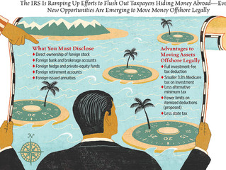 IRS clarifies streamlined process for disclosing offshore accounts