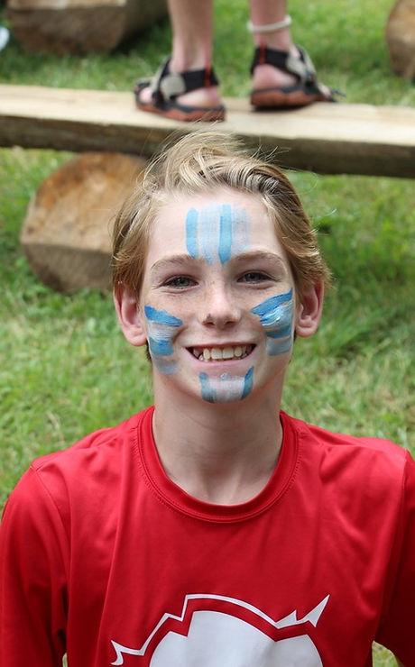 Kid with warpaint.jpg