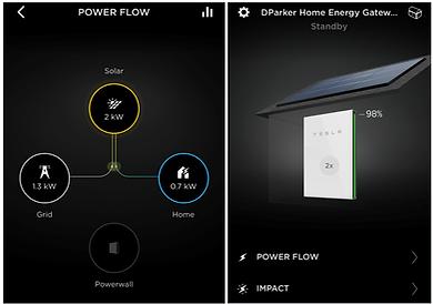 Tesla-Powerwall-Solar-app-Hurricane-Dori