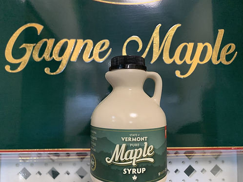 Pint of Organic Maple Syrup
