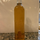 Thumbnail: Large Etched Glass Bottle
