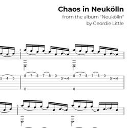 Chaos in Neukoelln