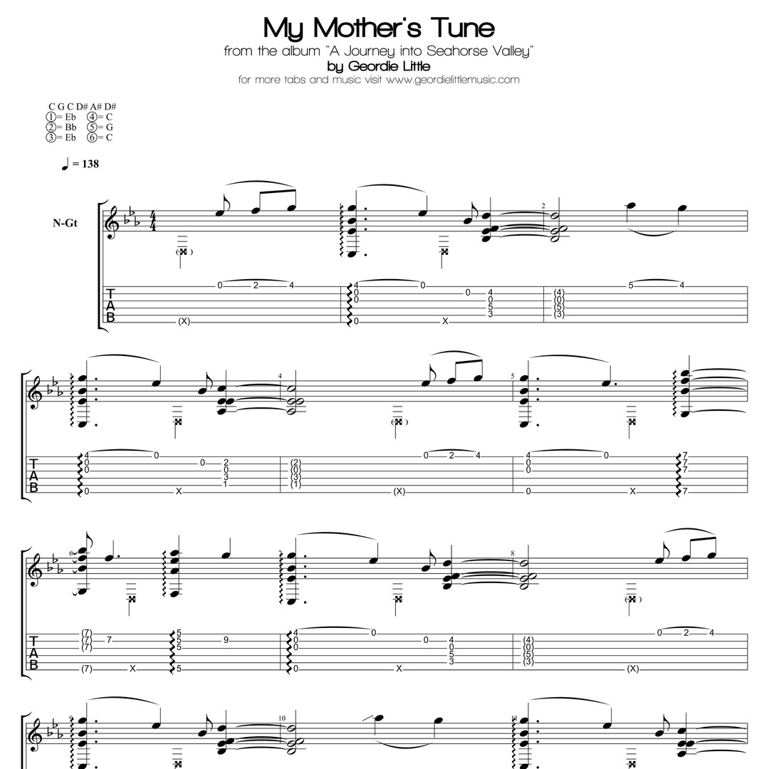 My Mother's Tune