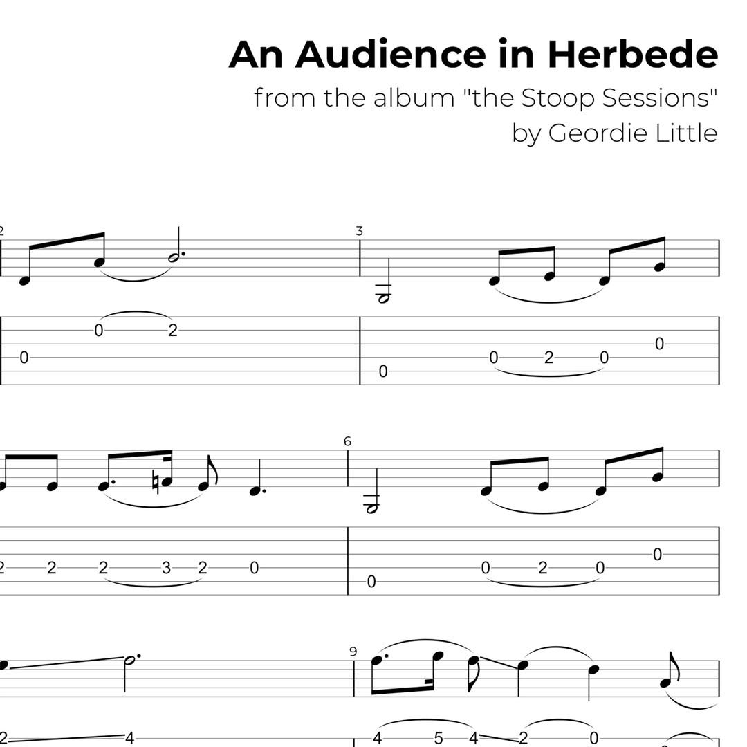 An Audience in Herbede