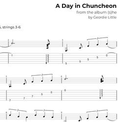 A Day in Chuncheon