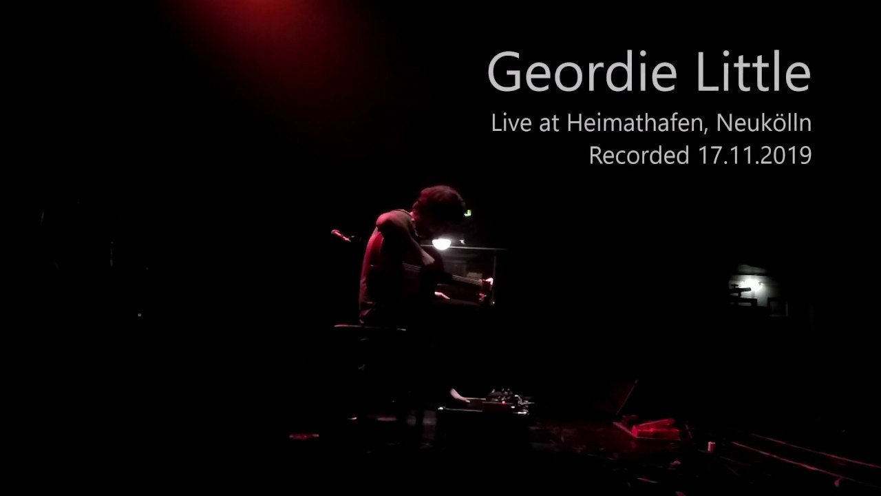 Live at Heimathafen, Berlin