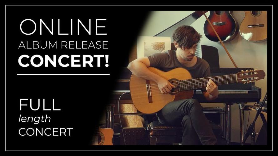 Full Length Online Release Concert