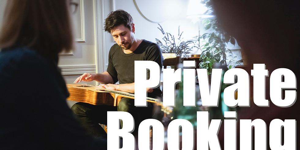 Private Booking