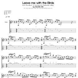 Leave me with the Birds