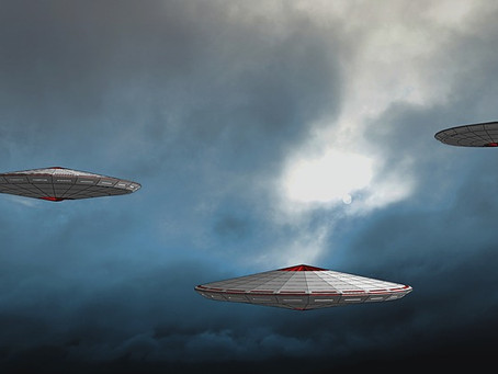 Did the FBI Raid the Home of Bob Lazar Who Worked on ET Technology at Area 51?