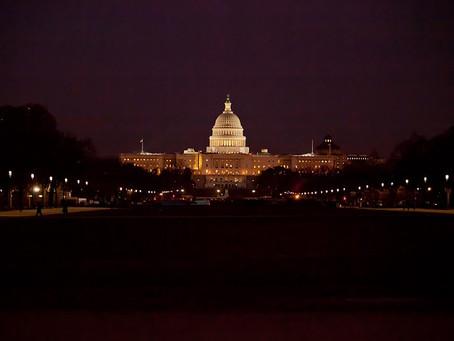 UFOs Over Washington DC - Retired Colonel Dedrickson