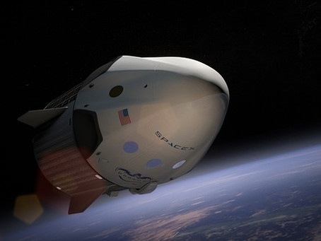 2019 The Year of Space Tourism
