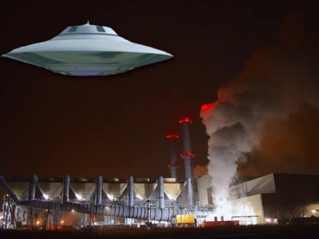 The Newport Chemical Depot UFO Incident - 1994