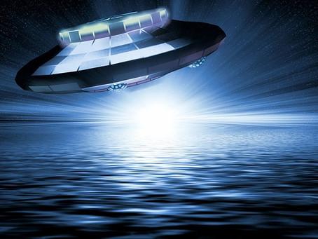 UFOs and Ships at Sea