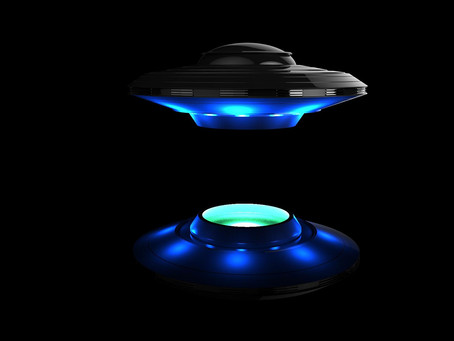 "UFOs, ""The Evidence is Overwhelming."" – Michio Kaku"