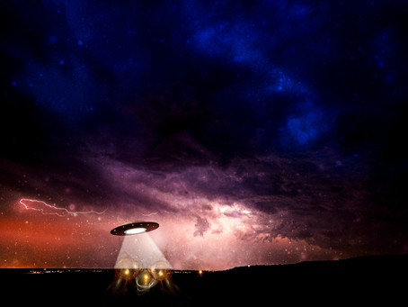 Australian Brothers Witnessed UFO's in Conflict Before Crash in 1980
