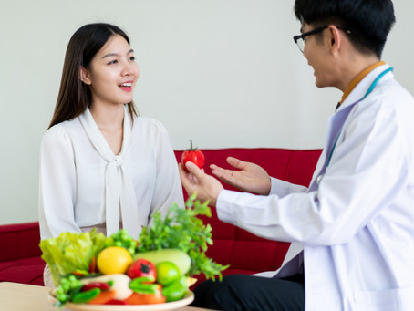 Is It Possible to Own Nutritionist in Your Company?