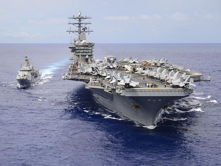 USS Nimitz UFO Incident