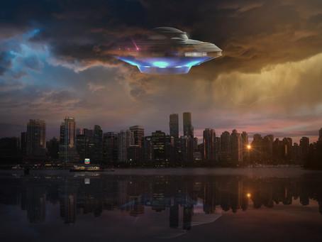 UFO's Filmed in New Jersey