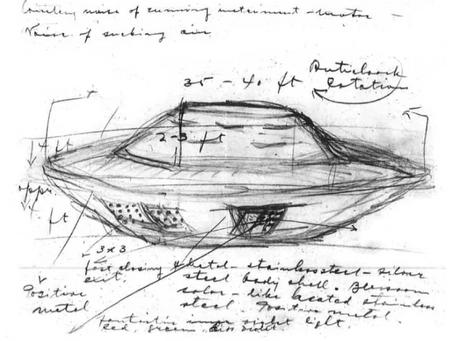 The Falcon Lake UFO Encounter