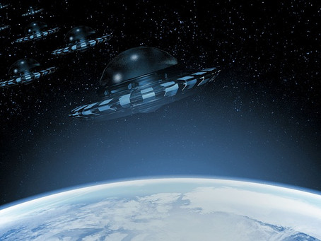 The Government's Secret UFO Space Program