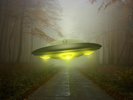 UFOs Are Time Machines From the Future, Says MT Professor