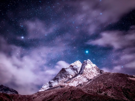 Unusually High UFO Activity in the Himalayas - According to CIA Secret Files