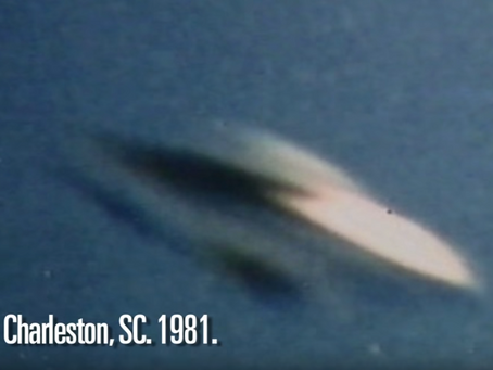 Astronaut Gordon Cooper's UFO Sightings