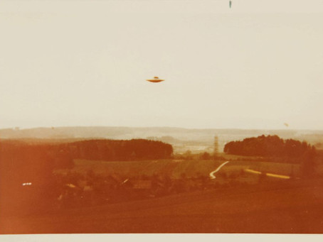 Billy Meier's UFO Images – up for Auction at Sotheby's