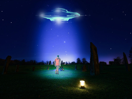 The US Government's Secret Collection of UFO Physical Evidence