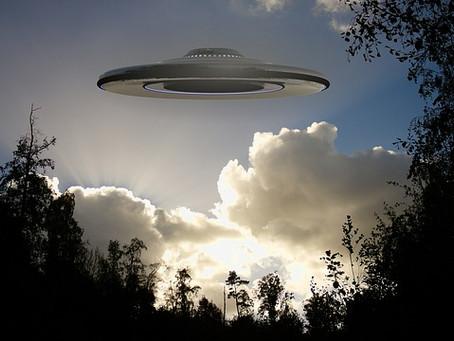 Pilot Spots UFO Over Pakistan