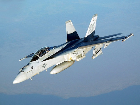 Commander David Fravor Chased a UFO in an F/A-18F Super Hornet