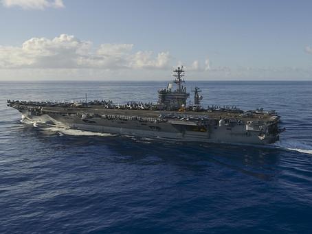 USS Nimitz Incredible UFO Encounters - Video