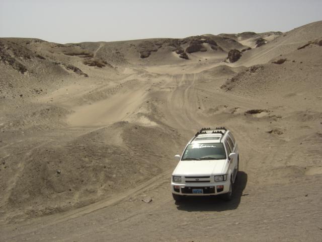 Le Pérou c'est aussi le désert