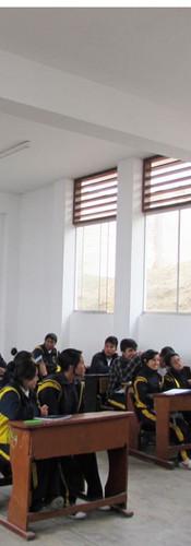 Pitagoras Secondary School Classroom