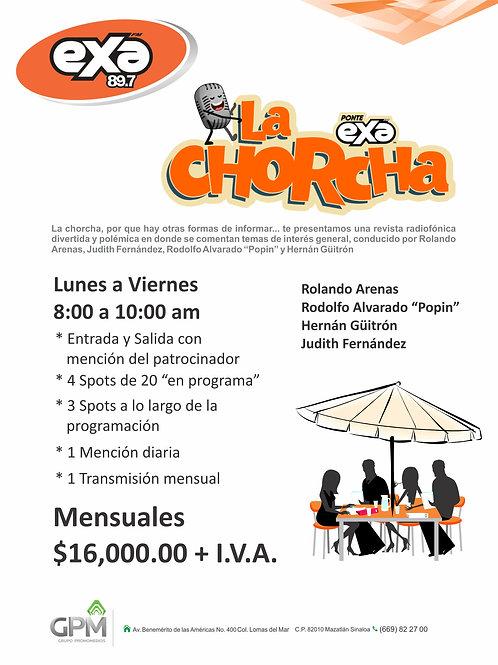 La Chorcha 89.7 FM