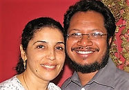 Daniel and Eunice Kumar,  Founder of Good News Center in India.