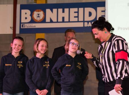 Uitreiking Crosstrofee PCA & Huldiging van de kampioenen te Bonheiden