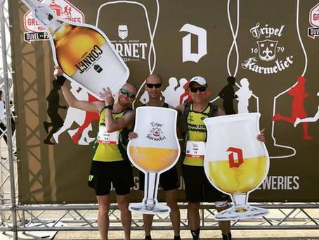BRTour Part 6: Great Breweries 25km en marathon.