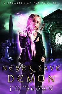 Never Save a Demon (phase 4 - magic ball