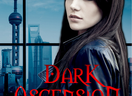 Dark Ascension Cover Reveal + Giveaway